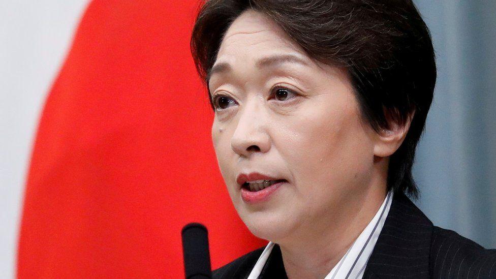 Japan's Olympics Minister Hashimoto