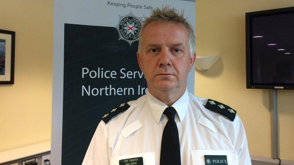 Chief Insp Alan Hutton