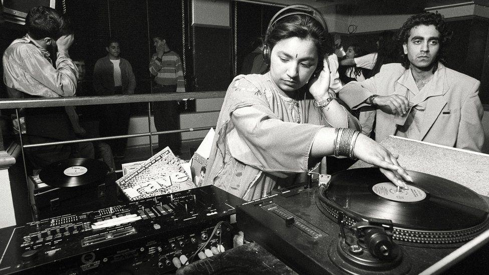Rani Kaur aka DJ Radical Sista