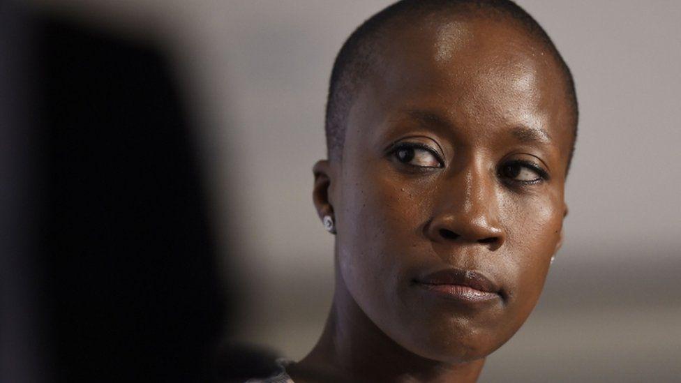 File image of Mali singer Rokia Traoré