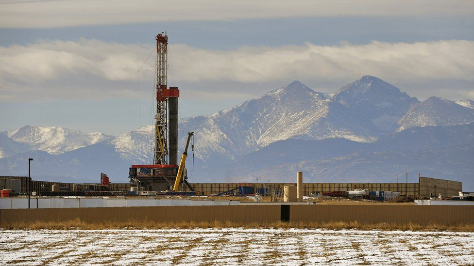Colorado voters rejected a proposal that would have limited fracking