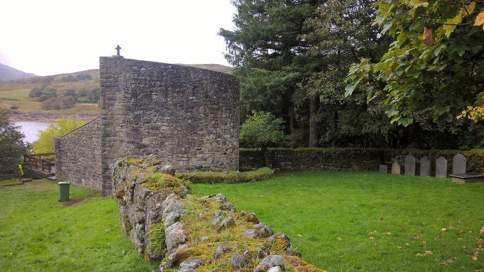 Capel Celyn Memorial Chapel