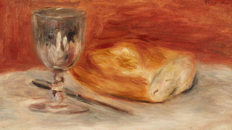 Renoir Still Life