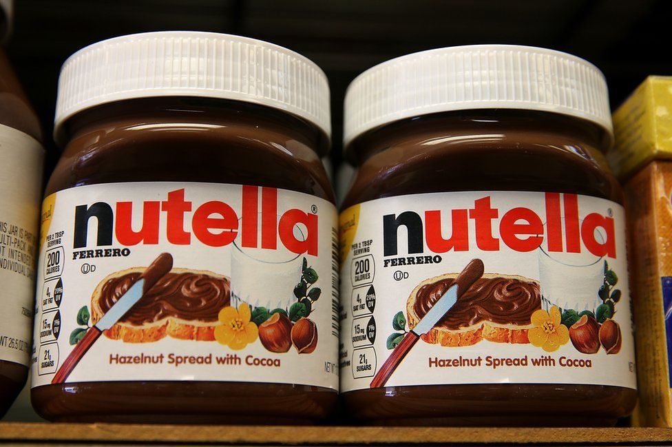 US government asks: How much Nutella do you eat? - BBC News