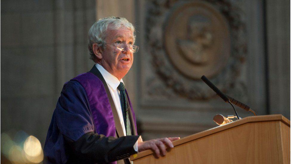 Sir Timothy O'Shea