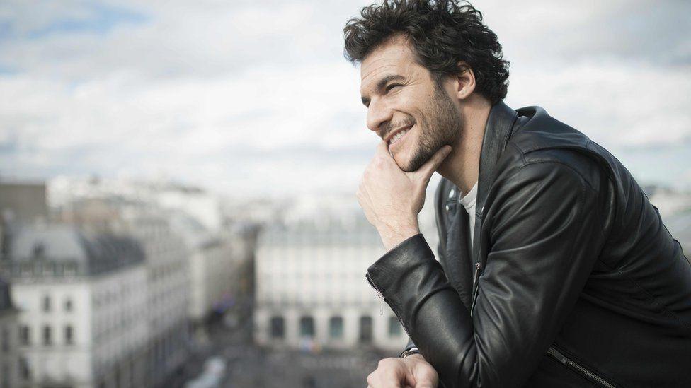 French singer Amir