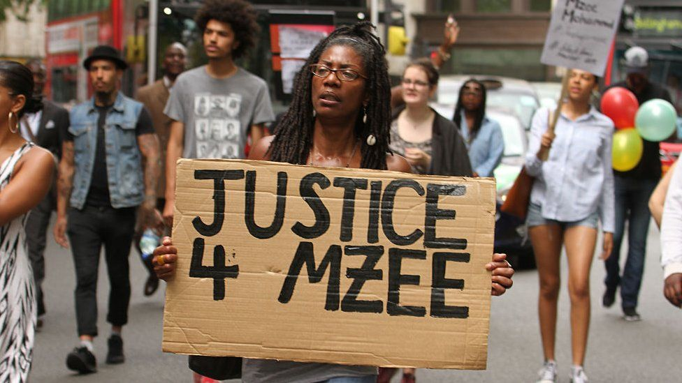 Why has Black Lives Matter come to the UK? Your questions answered ...