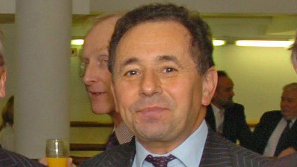Judge Bernard Lever