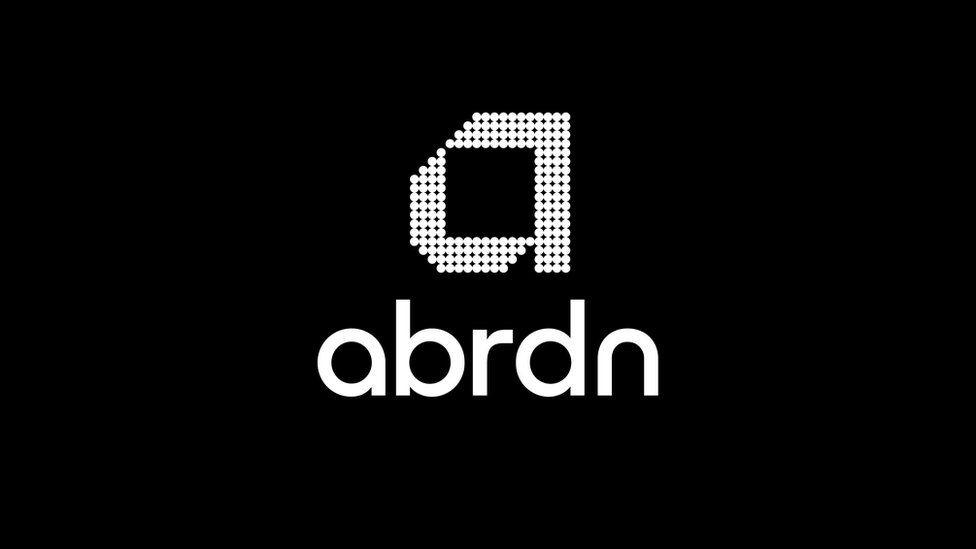 Abrdn: Standard Life Aberdeen vowel-less rebrand mocked - BBC News