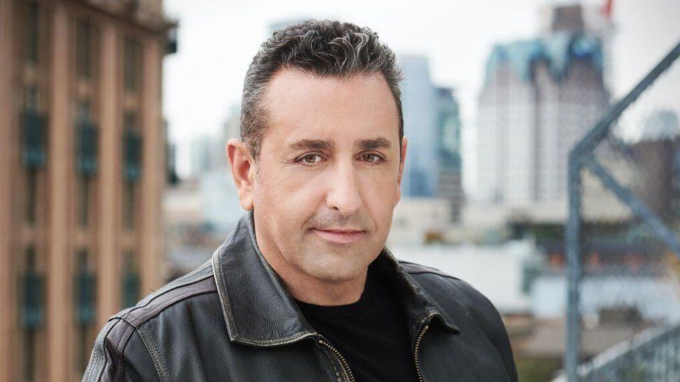 Author Peter Gajdics