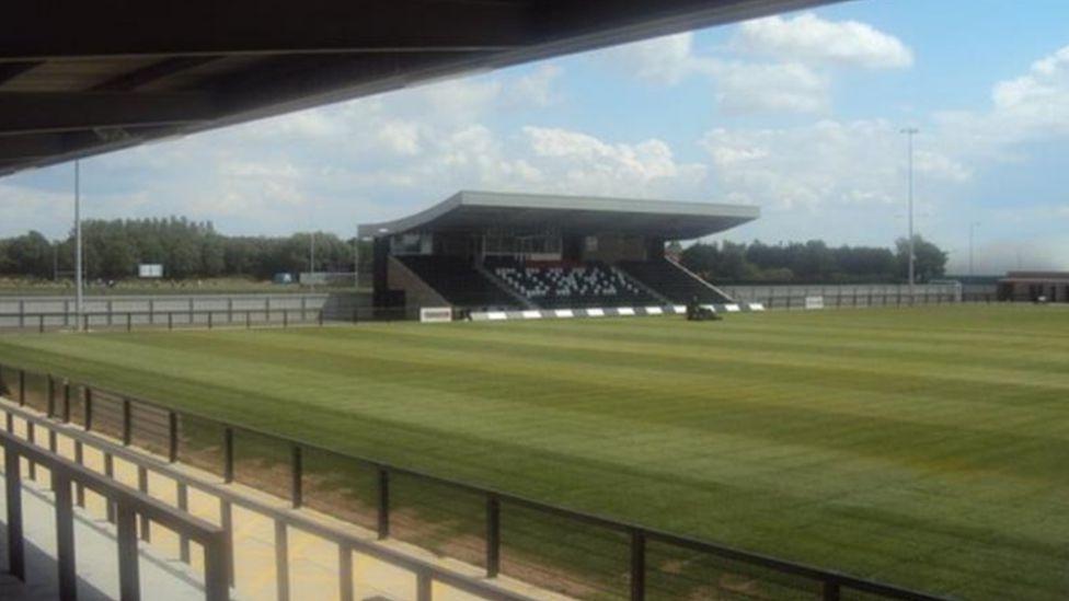 Steel Park Stadium, Corby