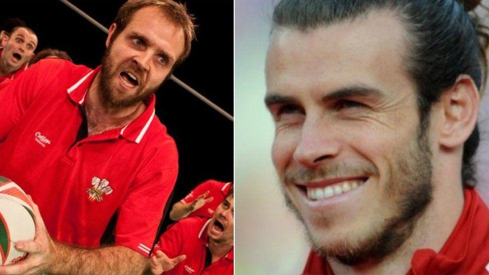 Gareth John Bale a Gareth Bale
