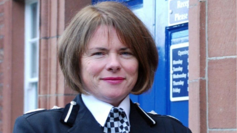 Temporary chief constable Michelle Skeer