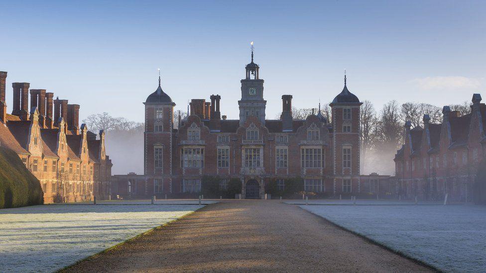 Blickling Hall in Norfolk