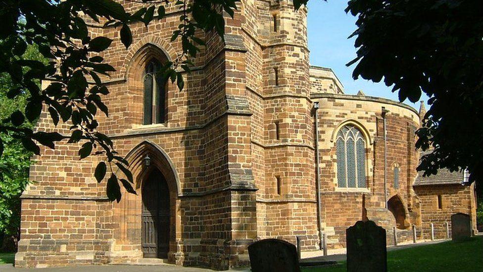The Holy Sepulchre Church
