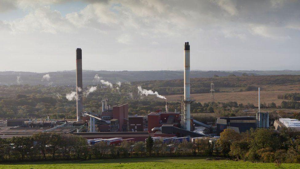 Rockwool factory