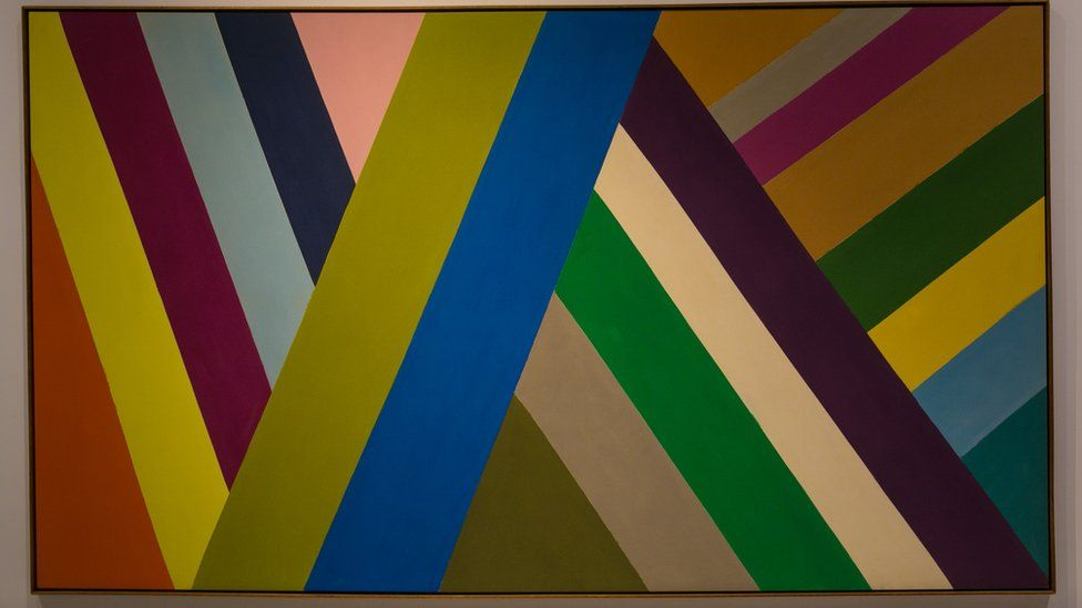 Contemporary pop art on display at the Montreal Museum of Fine Arts
