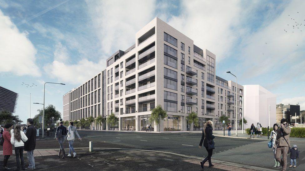 Dundee Waterfront development