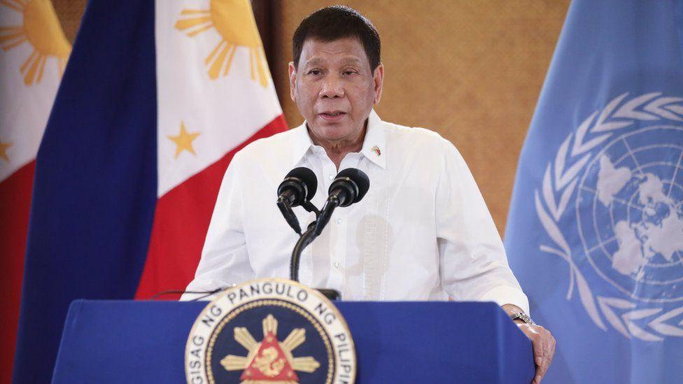 Rodrigo Duterte: Philippine president announces retirement from politics thumbnail