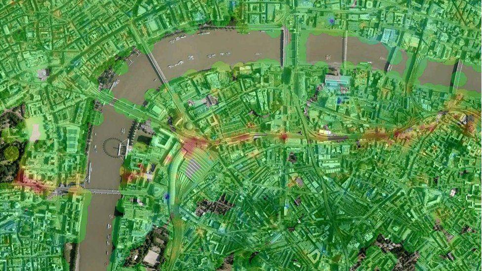London interferometry