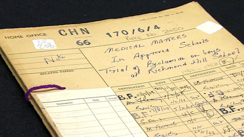 File from National Archives