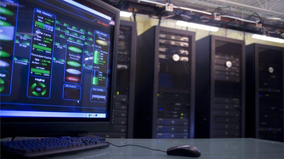 Computer server