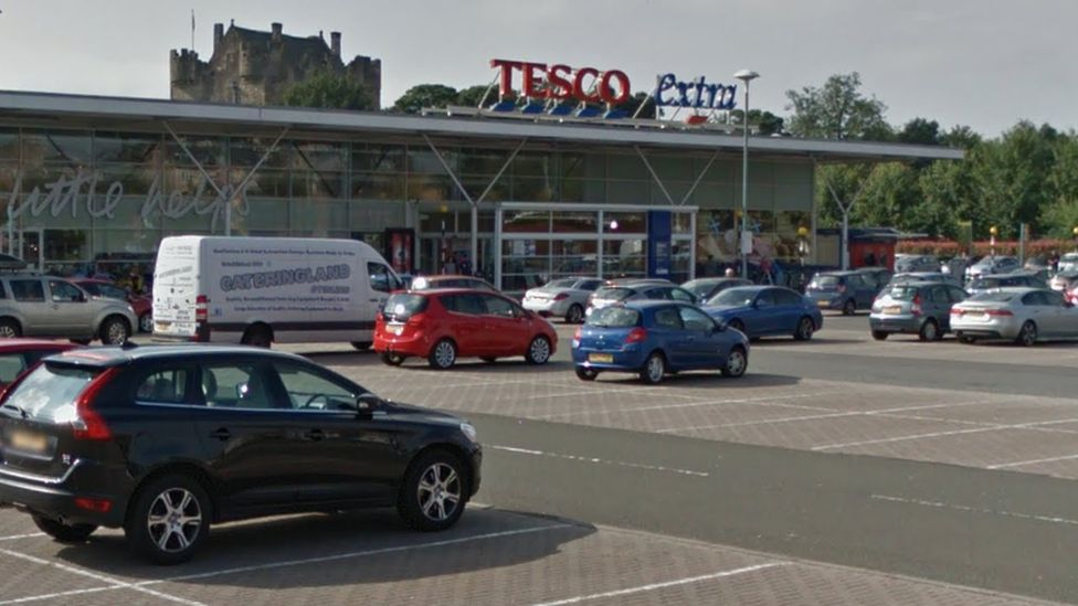 Tesco Alloa