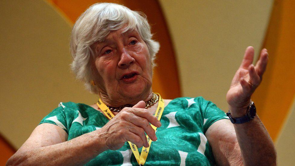 Baroness Shirley Williams