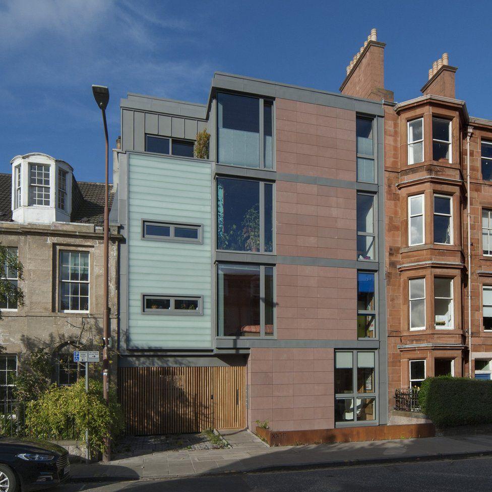 Bath Street Collective Custom Build, Edinburgh (£883k) - John Kinsley Architects for Bath Street Collective Custom Build Ltd