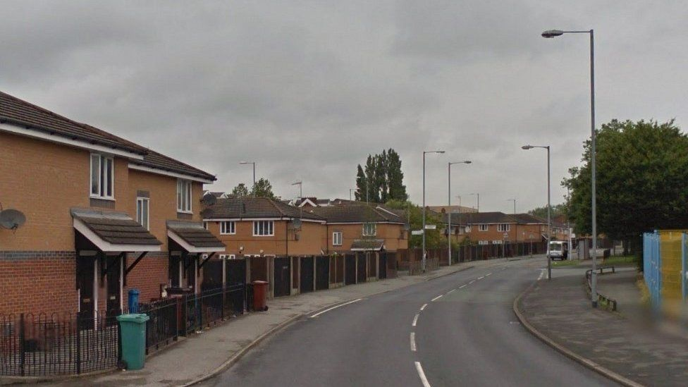 Fernclough Road