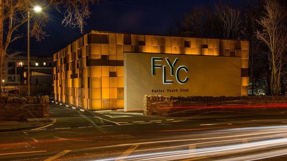 FetLor Youth Club, Edinburgh