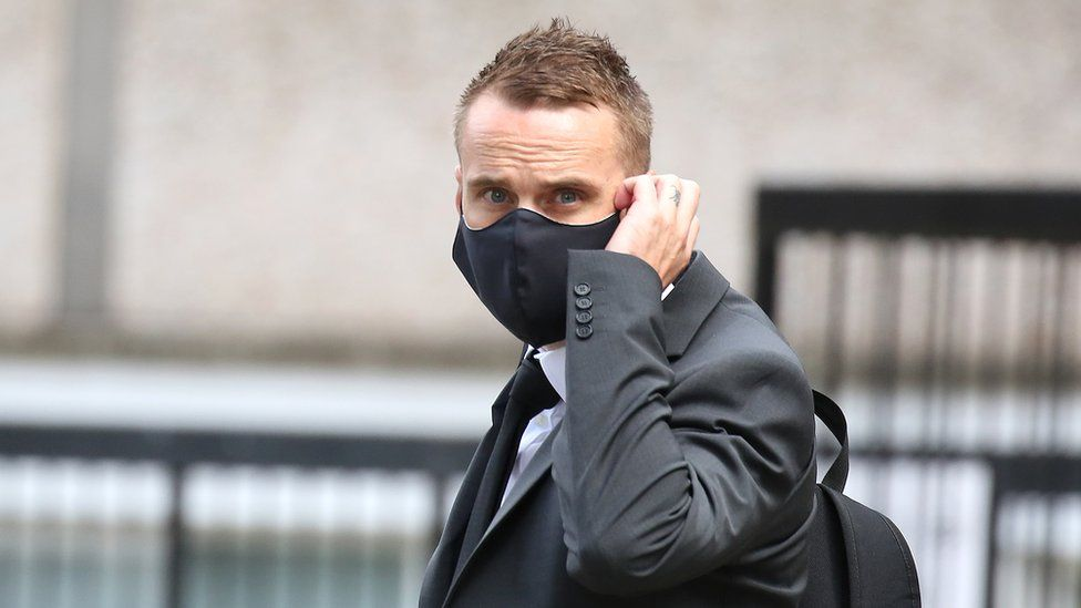 Ian Morris at St Alban's Crown Court