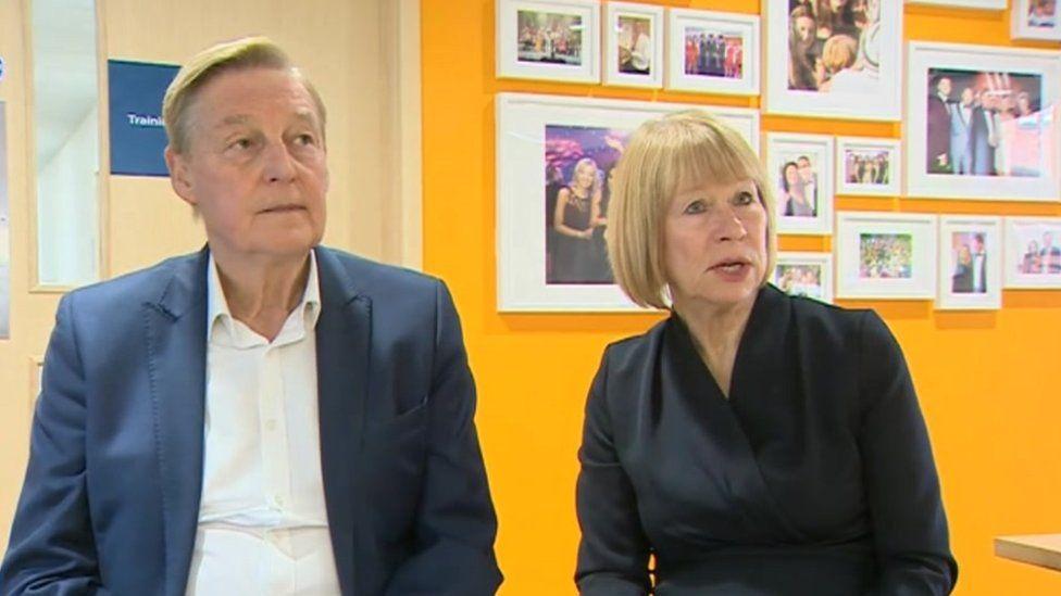 John and Irene Hays
