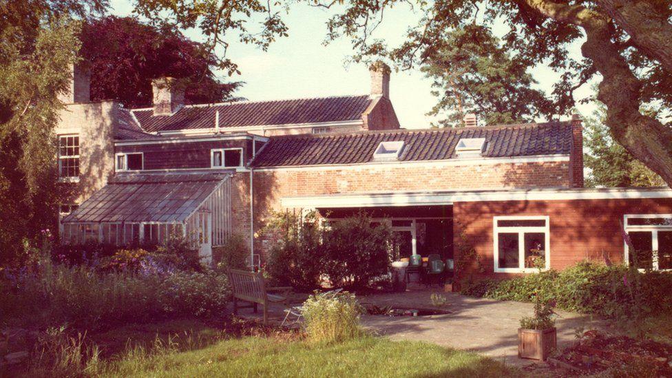 The centre at Surlingham