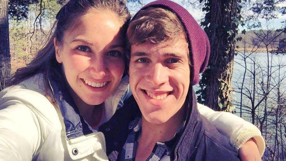 Emily Eisenman and Bart Migom