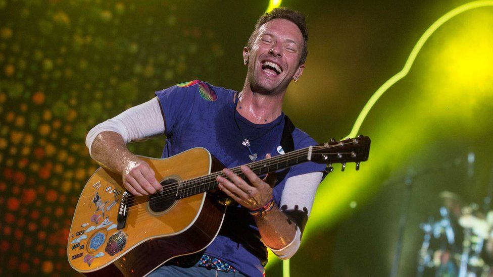 Coldplay have stayed at the top of the music business for 20 years
