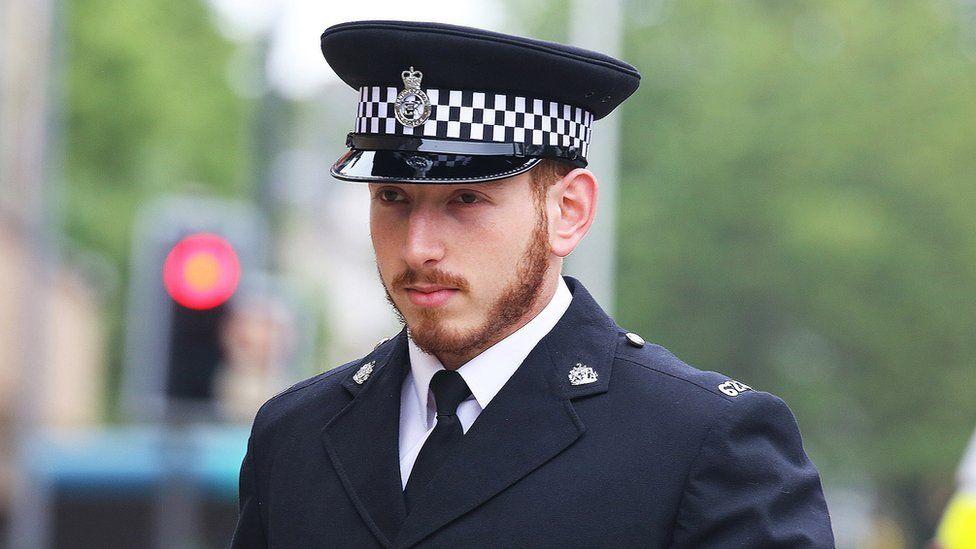 PC Marcus Myers