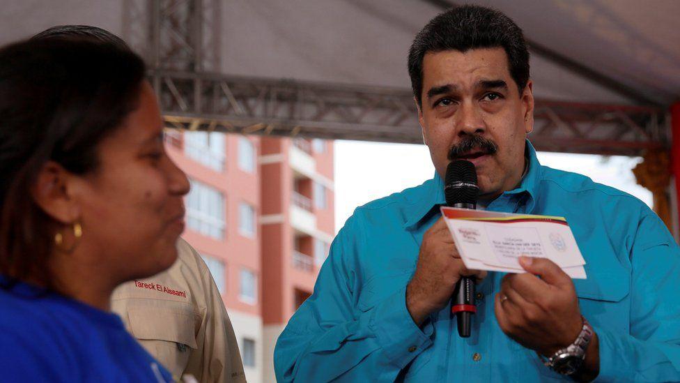 """Un petro, un barril de petróleo: así busca Nicolás Maduro respaldar la """"criptomoneda"""" del gobierno de Venezuela"""