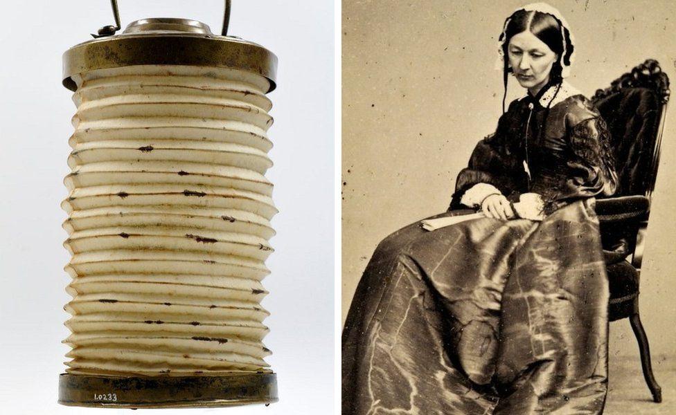 Lamp/Florence Nightingale