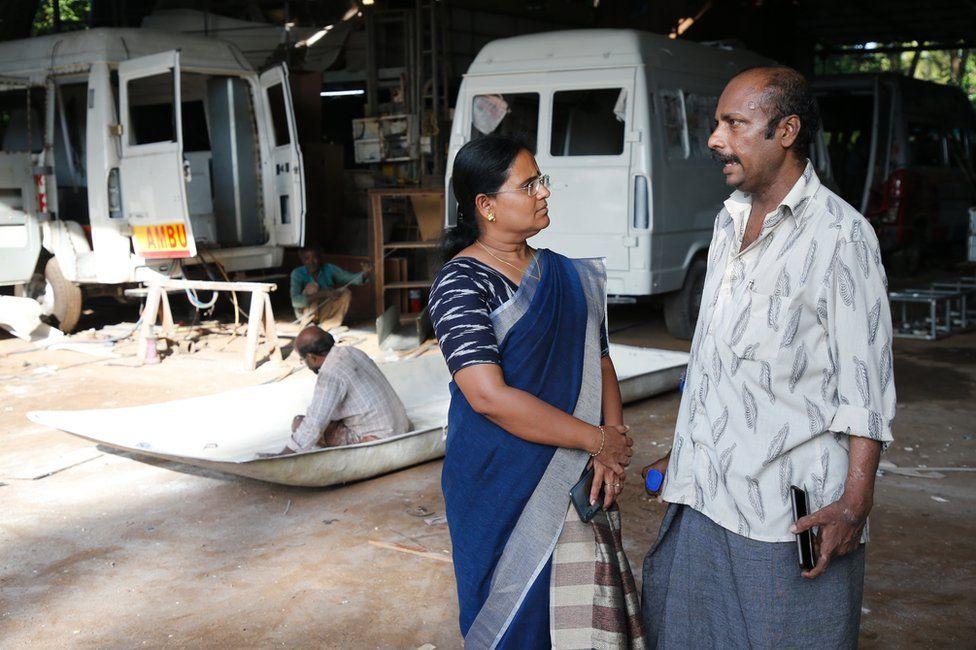 Uma Preman with Salil