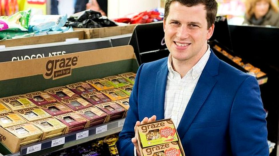 Anthony Fletcher is chief executive of Graze