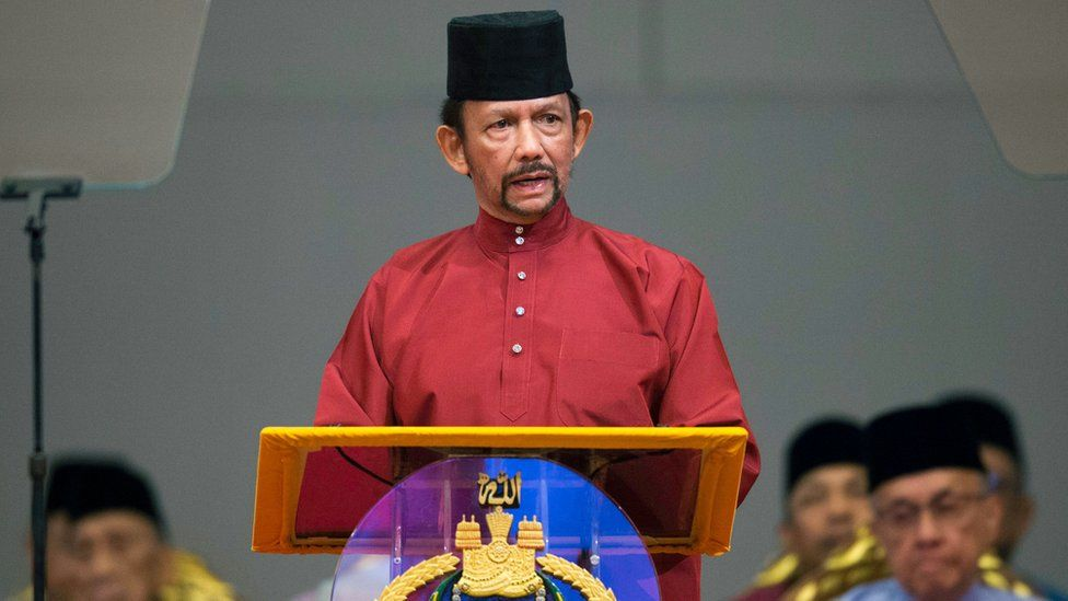 Sultan of Brunei hands back Oxford degree over LGBT laws