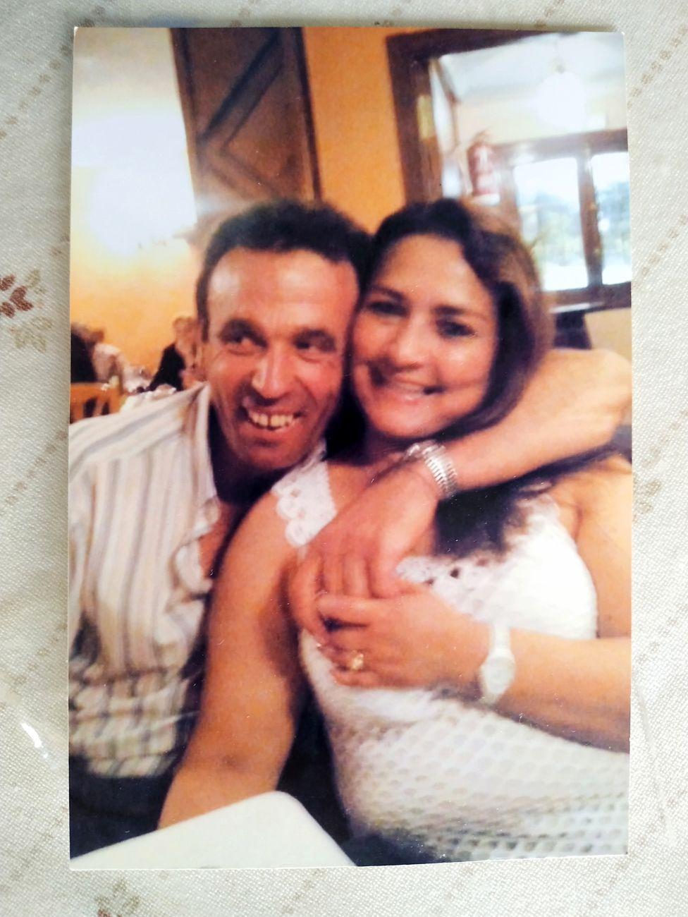 Antonio and Maria