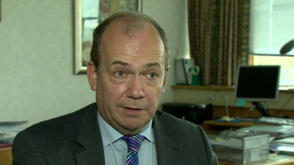 Chief Medical Officer Dr Michael McBride said he hoped there will be benefits for patients