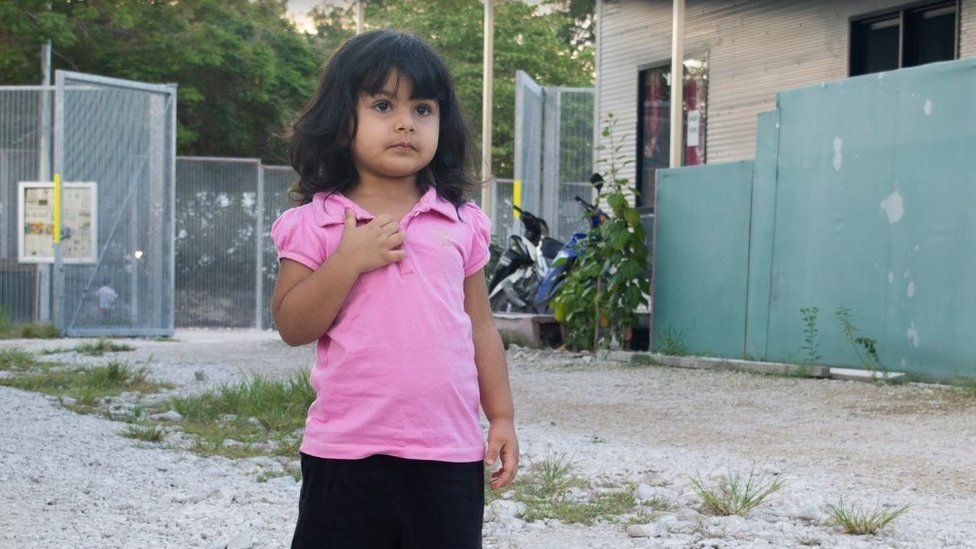 Nauru refugees: The island where children have given up on life