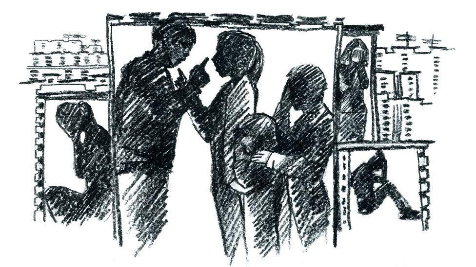 Illustration by Olesya Volkova