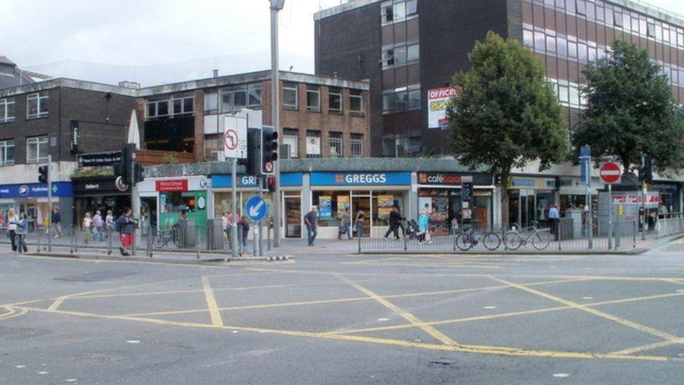 Wood Street, Cardiff
