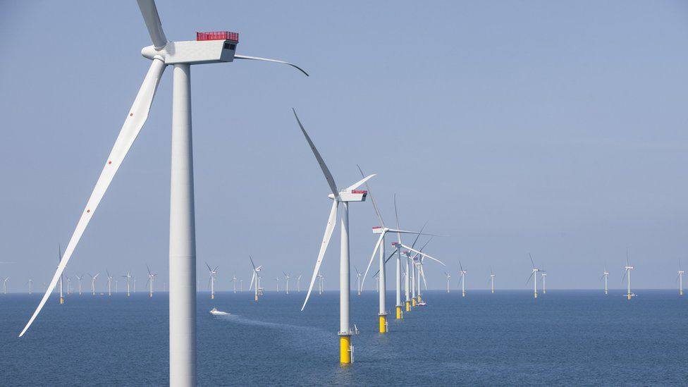 West of Duddon Sands Wind Farm