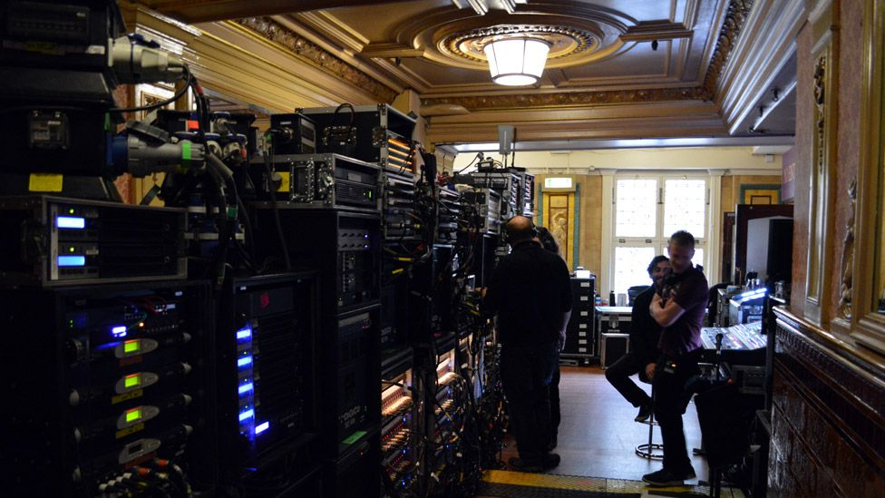 Strictly sound equipment in Blackpool