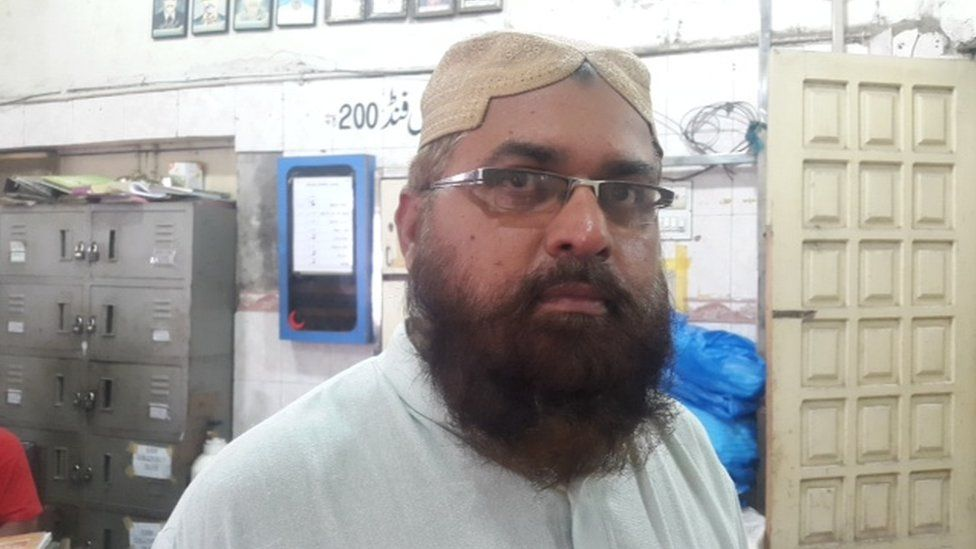 M Bilal, Karachi charity worker